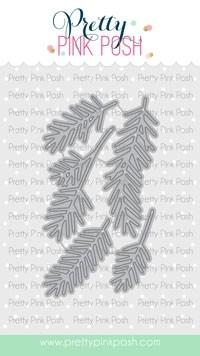 Pretty Pink Posh Pine Sprigs