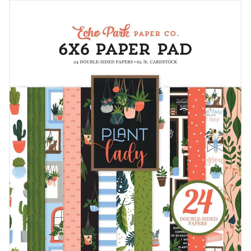 Echo Park  Plant Lady Paper Pack
