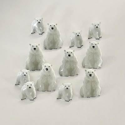 Polar Bear Brads