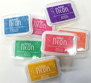 SALE - Radiant Neon Ink Pad