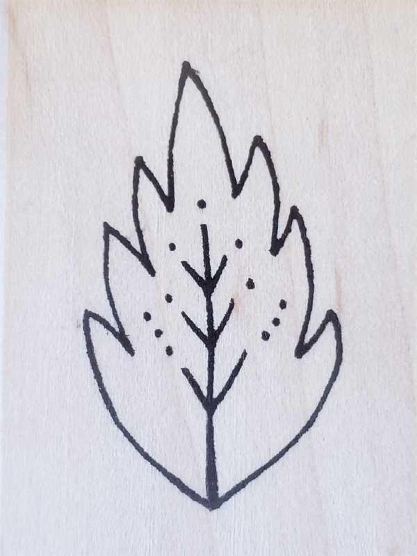 Rubbermoon Leafy MM7181E