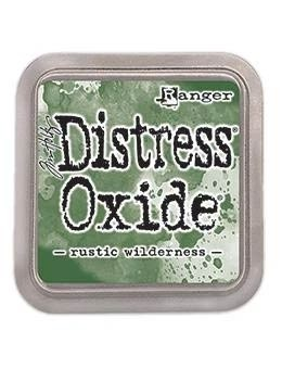 New Distress Oxide Color - Rustic Wilderness