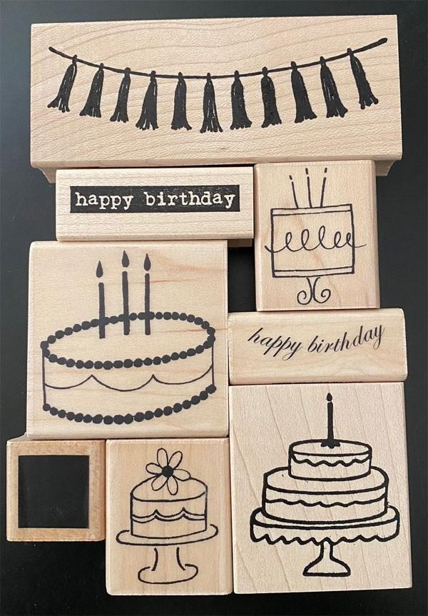 Birthday Bundle Stamp Set
