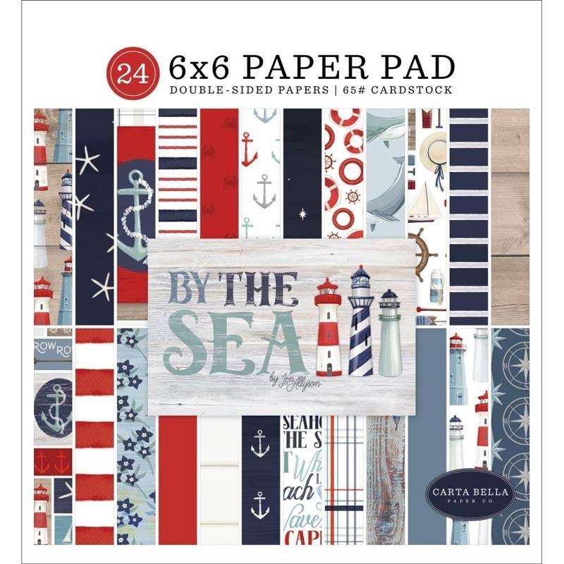 Carta Bella By the Sea 6x6 Paper Pack