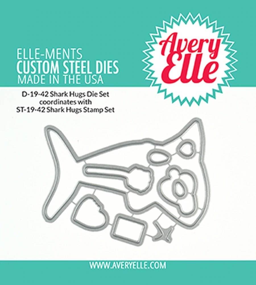 Avery Elle Shark Hugs Elle-ments