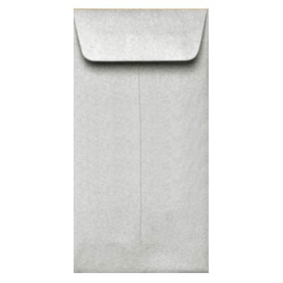 Silver Slim Envelopes