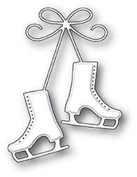 Classic Ice Skates craft die 99889