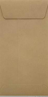 Kraft Slim Envelopes