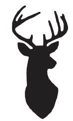 Savvy Small Deer Head Die (10248)