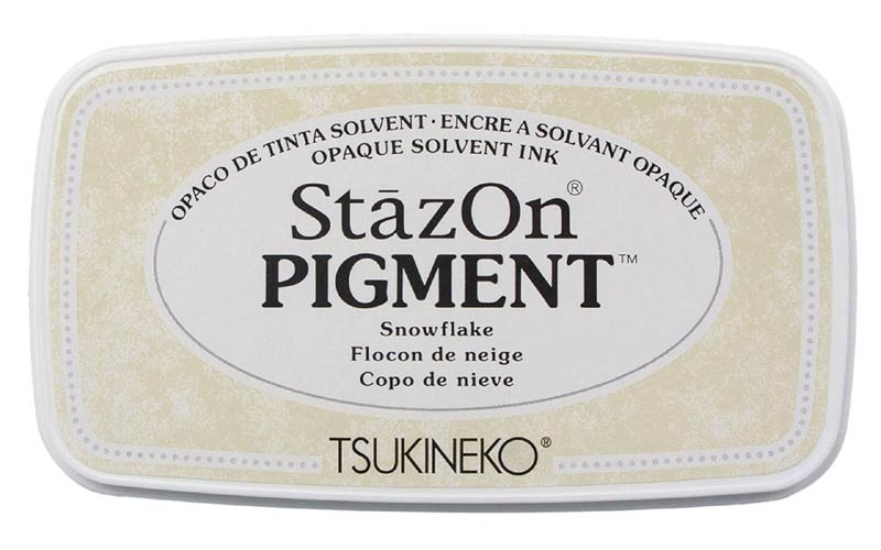 StazOn Pigment Ink