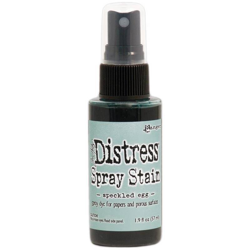 Speckled Egg Distress Spray Stain