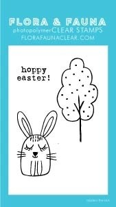 Flora and Fauna Mini Spring Bunny