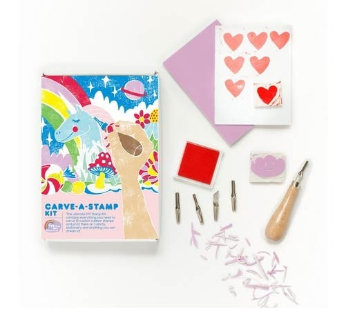 Carve a Stamp Kit