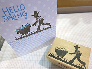 Farmer Stamp