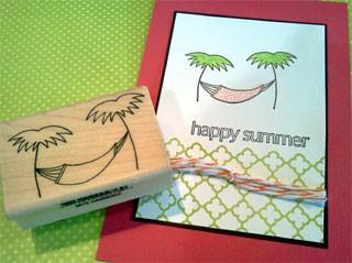 Hammock  Card