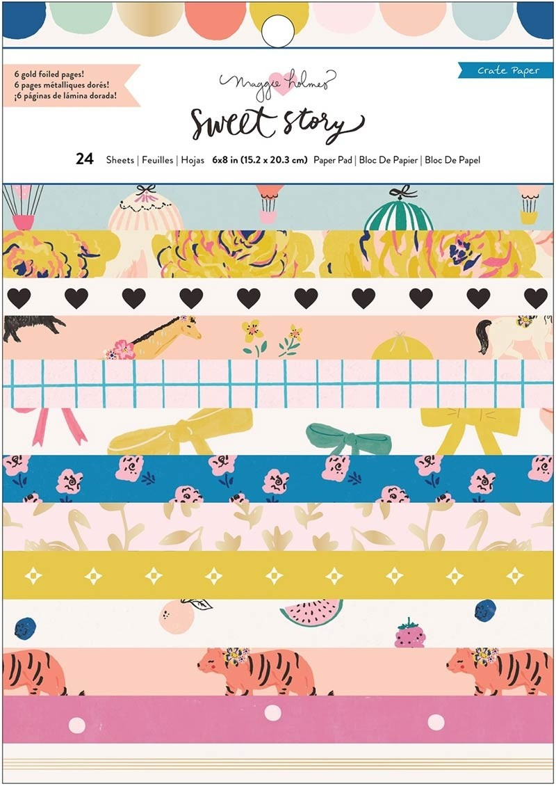 Maggie Holmes Sweet Story Paper Pad
