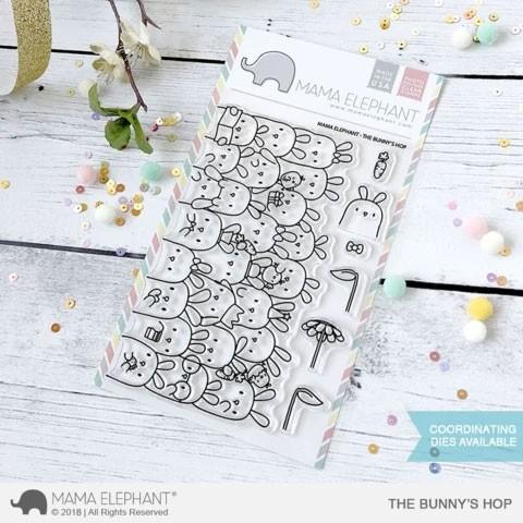 Mama Elephant The Bunny's Hop