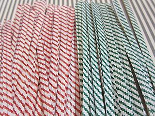 Striped Twist Ties