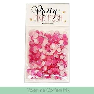 Valentine  Confetti Mix