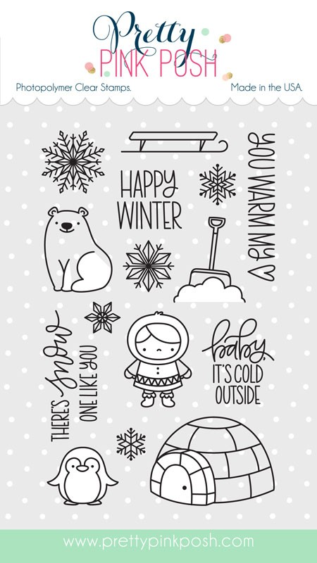 Winter Wonderland Stamp Set