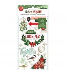 Vicki Boutin Warm Wishes Sticker Book