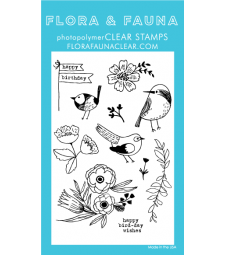 Flora and Fauna Happy Bird-day 20231