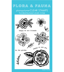 Flora and Fauna Pencil Flowers 20238