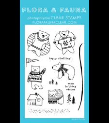 Flora and Fauna Polar Bear Fun Set 20264
