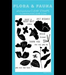 Flora and Fauna Brush Petal Hydrangea Set 20360