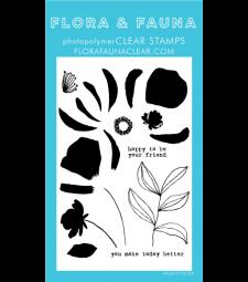 Flora and Fauna Build a Flower Set 20368
