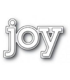 Poppy Stamps Joy Outline Die 2112