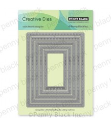 Penny Black Stitched Frames die 51-709