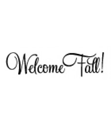 5330B - welcome fall