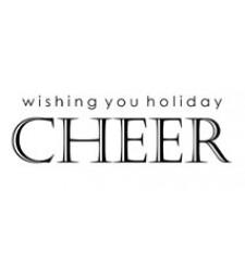 5335c - wishing you CHEER