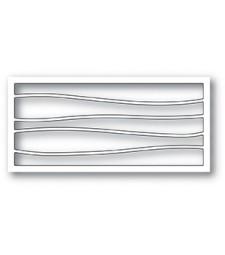 Memory Box Wave Ribbon Collage 94005