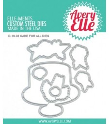 Avery Elle Cake for All Dies