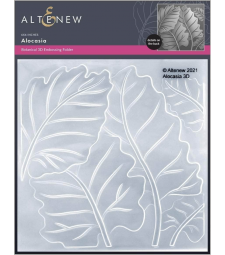 Altenew Alocasia 3D Embossing Folder