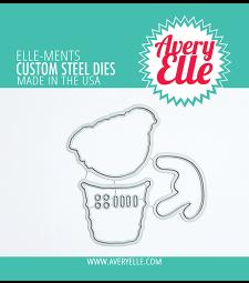 Avery Elle Layered Ice Cream Elle-ments D2125