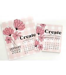 Impress Small 2022 DIY Calendar Refill