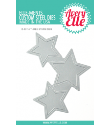 Avery Elle Three Stars Elle-ments