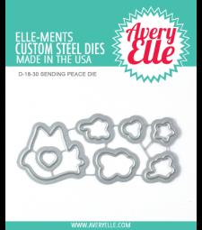 Avery Elle Sending Peace Elle-ments