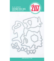 Avery Elle Santa Jaws Elle-ments d2031