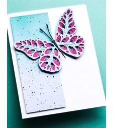 Birch Press Eloquent Butterfly Layer Set craft die 57426