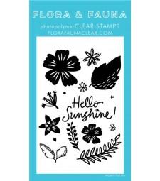 NEW - Flora and Fauna Hello Sunshine Set 20322
