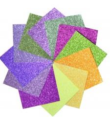 Graceful Garden Glitter Pad