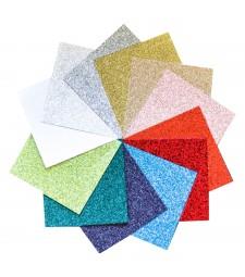 Festive Glitter Pad GP1006