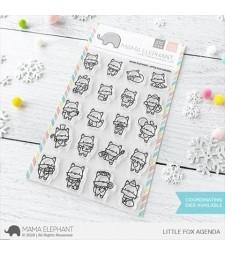 Mama Elephant  Little Fox Agenda