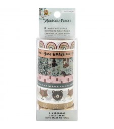 Crate Paper Magical Forest Washi Tape