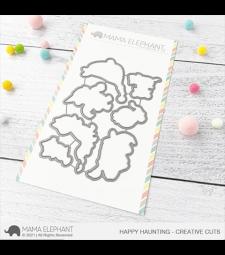 Mama Elephant Happy Haunting - Creative Cuts
