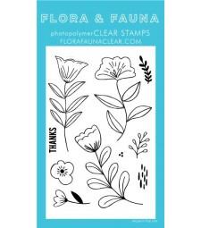 Flora and Fauna Oversized Flower Garden 20300